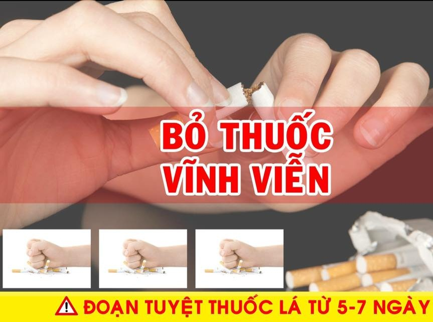 cách cai thuốc lá, bỏ thuốc lá